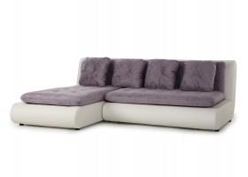Фиолетовый, Белый