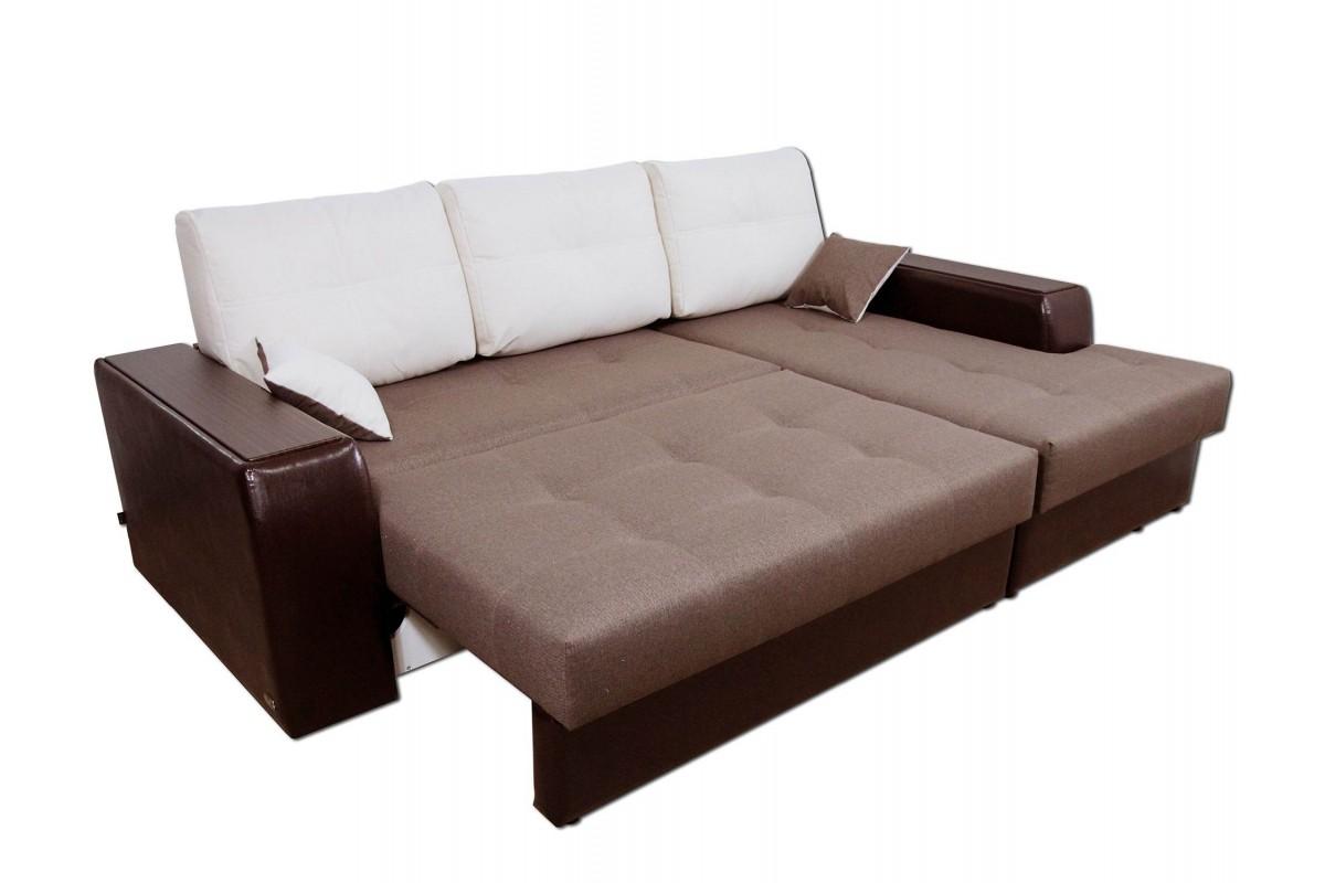 угловой диван с механизмом аккордеон самара