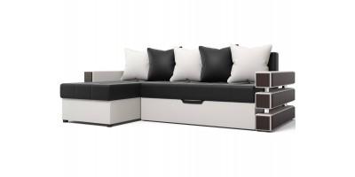 Угловой диван Веста (Венеция) Левый