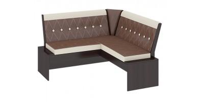 Кухонный диван Кантри Т2 венге 1