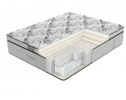 Матрас Verda Hi-Cloud (Silver Lace/Anti Slip) 90x200