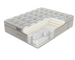 Матрас Verda Hi-Cloud (Frostwork/Anti Slip) 90x200